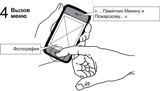 «… Памятник Минину и Пожарскому…»