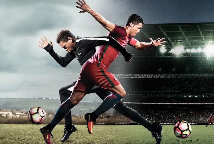 Реклама футбольного клуба