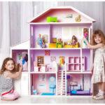 Реклама игрушек для девочек