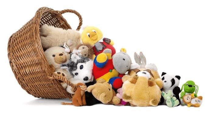 Реклама мягких игрушек